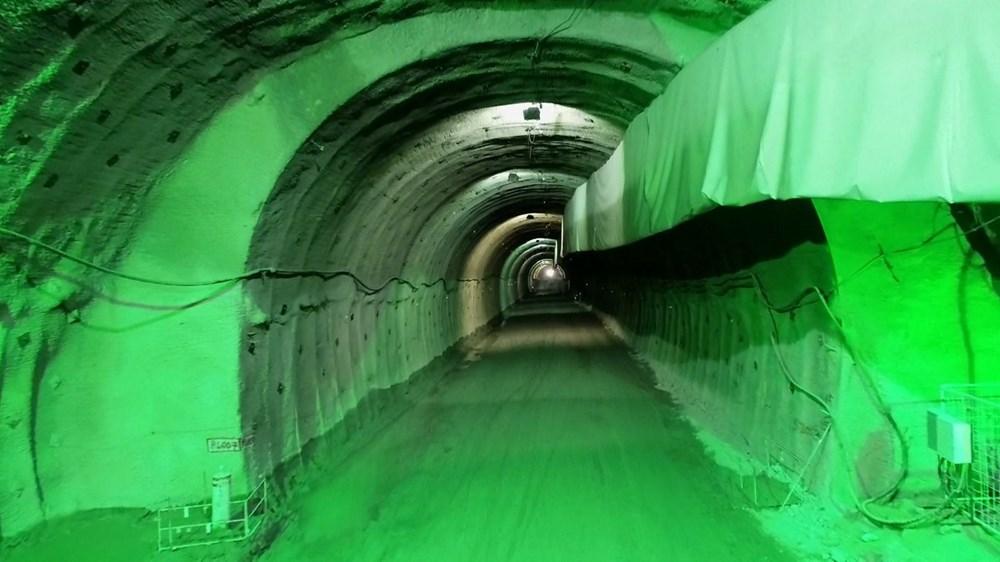 Yusufeli'nin yeni yerleşim yerine 40 tünelle ulaşılacak - 15