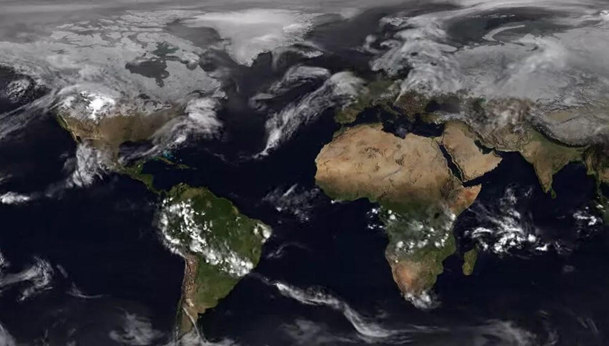 2020'de Dünya'daki hava olayları uzaydan böyle görüntülendi