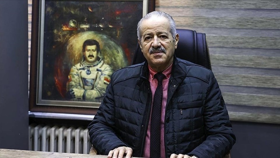 Muhammad Faris who are citizens of the Republic of Turkey, Syria's first cosmonaut became the second of the Arab world.