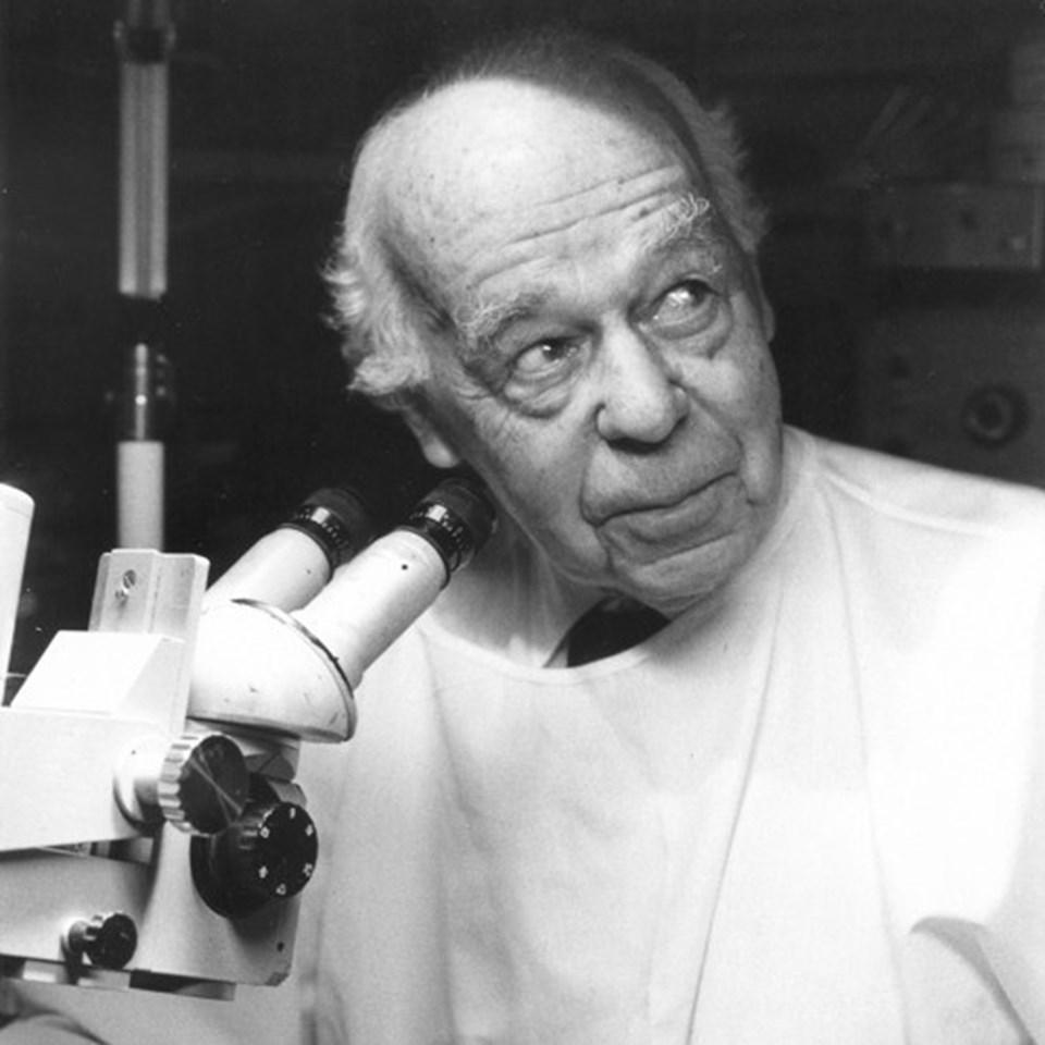 ABD'li psikobiyoloji ve genetik uzmanıDr. Curt Paul Richter