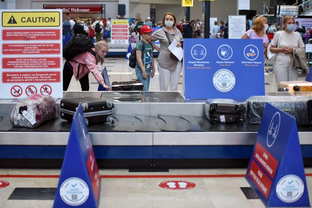 Kapılar açıldı, Ruslar akın akın geliyorlar! Rusya'dan hava trafiği yüzde 45 arttı - 13