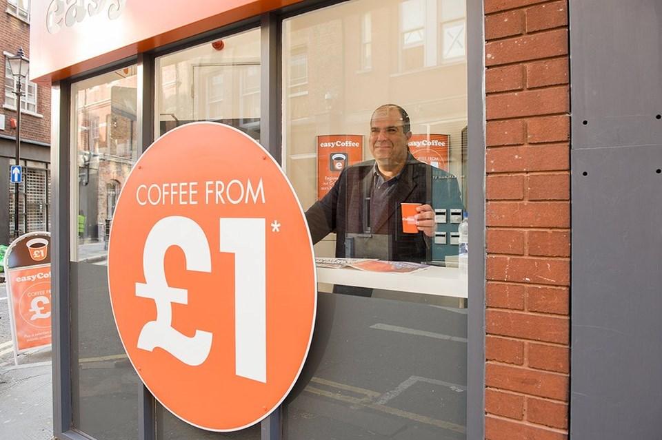 Şirketin Londra'nın merkezinde şimdilik iki dükkanı bulunuyor.