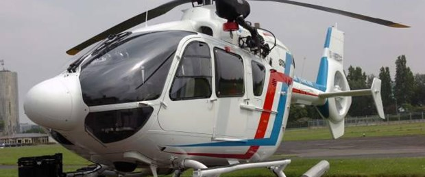 1987 model iki helikopter satışa çıktı