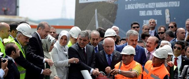 3. köprünün ismi Yavuz Sultan Selim