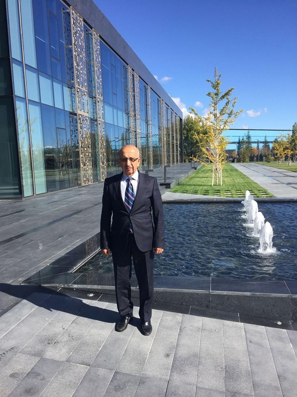 Mehmet Arkan-Eti Alüminyum Genel Müdürü
