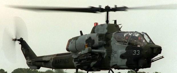 ABD Türkiye'ye üç Super Cobra verecek