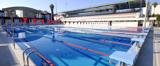 Adana'ya uluslararası yüzme kompleksi