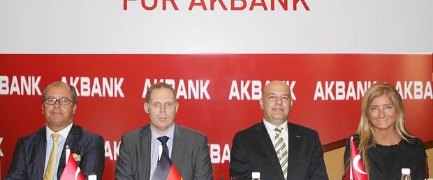 Akbank'a rekor sendikasyon kredisi