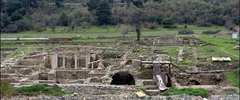 'Allianoi Antik Kenti yok olmasın'