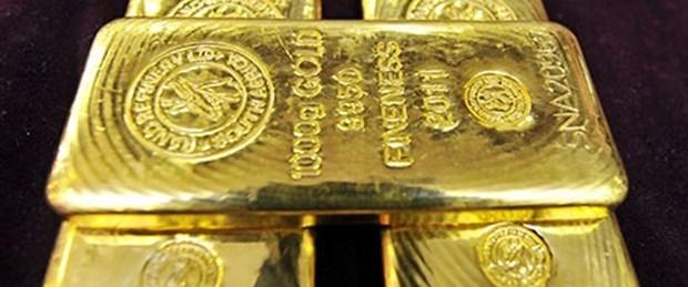 Altın 1300 doların altını gördü