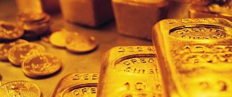 Altın fiyatları 1400 dolara dayandı