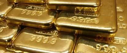 Altın, kömür madenindeki kanarya mı?