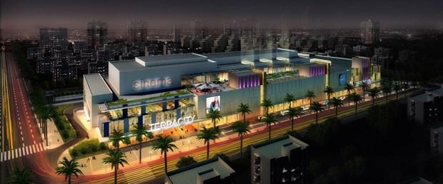 Antalya'nın en büyük alışveriş merkezi geliyor
