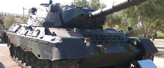 Aselsan Şili tanklarını modernize edecek