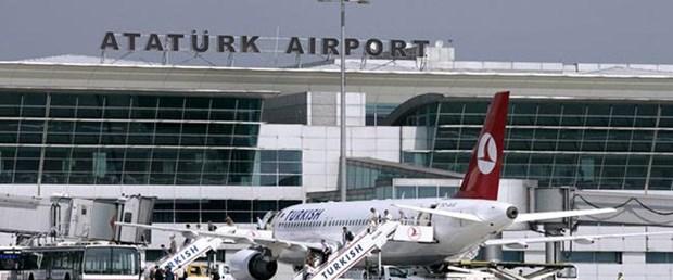 Atatürk Havaalanı'na övgü