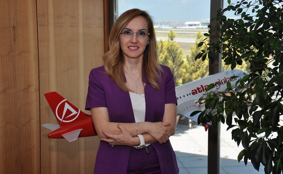 Atlasglobal Genel Müdür Yardımcısı Semra Erener Özalçın