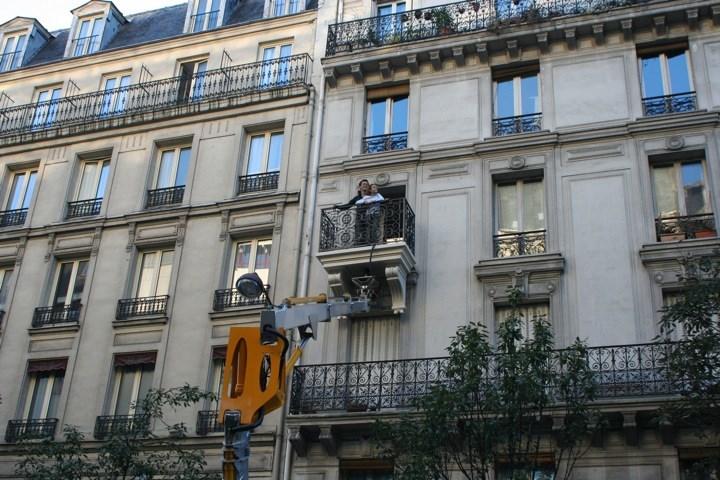 Balkonlu ev isteyenlere seyyar çözüm