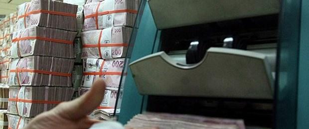 Bankaların aktif büyüklüğü 1.3 trilyona ulaştı