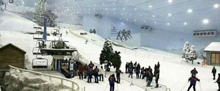 Başkentliler kayak için başka yer aramayacak