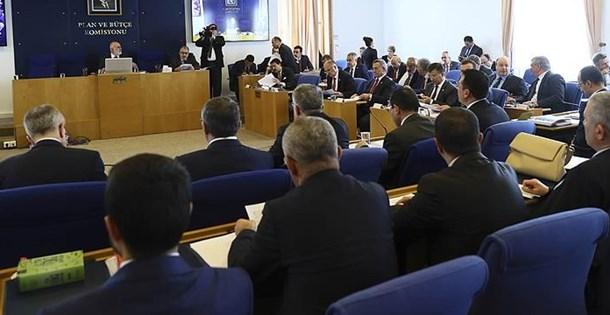 BDDK'nin bazı yetkilerinin TCMB'ye devrine ilişkin teklif komisyondan geçti