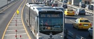 Beylikdüzü'nden Kadıköy metrobüsle 82 dakika