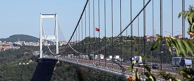 Boğaz köprülerinin onarım ihalesi yapıldı