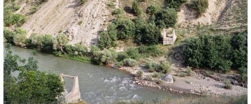 Boğaz'a değil; Zap'a köprü