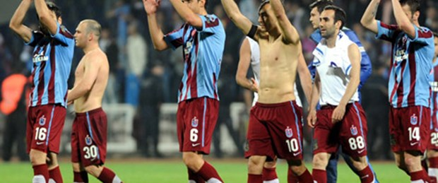 Borsanın şampiyonu Trabzonspor