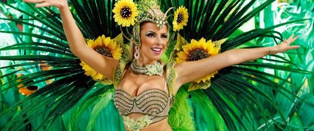Brezilya'yı sambacılar bile kurtaramayacak