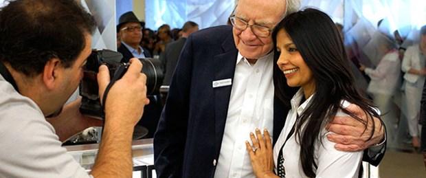 Buffett'la öğle yemeği 350 bin dolar