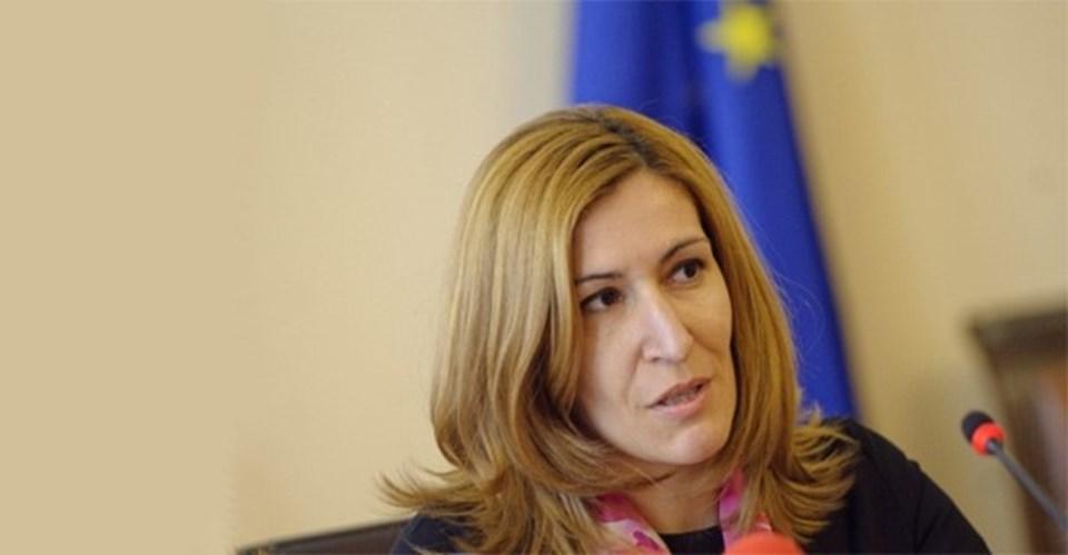 Bulgaristan Turizm Bakanı Nikolina Angelkova