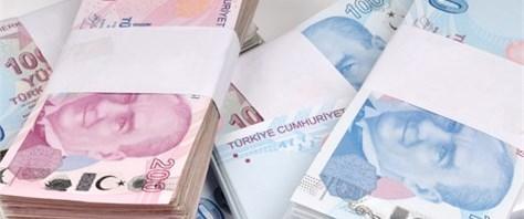 Bütçe, ilk 5 ayda 4,3 milyar lira fazla verdi
