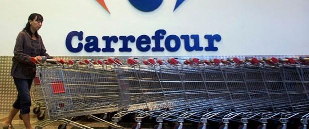 Carrefour Yunanistan'dan çekildi