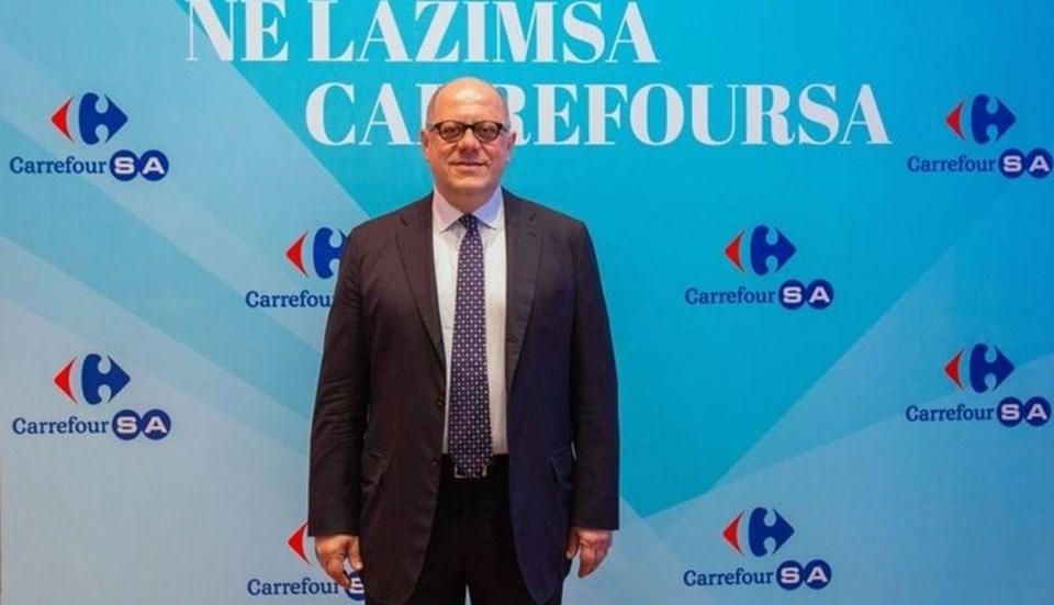 CarrefourSA Eski Genel Müdürü Hakan Ergin