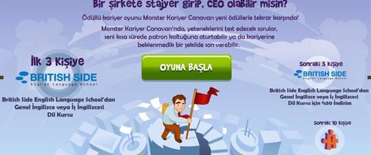 CEO OLMAK İSTER MİSİNİZ?