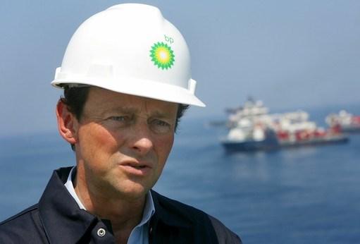 Tony Hayward - British Petroleum