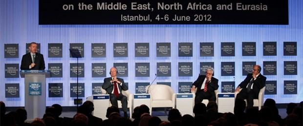 Davos'la Erdoğan arasındaki buzlar eriyor