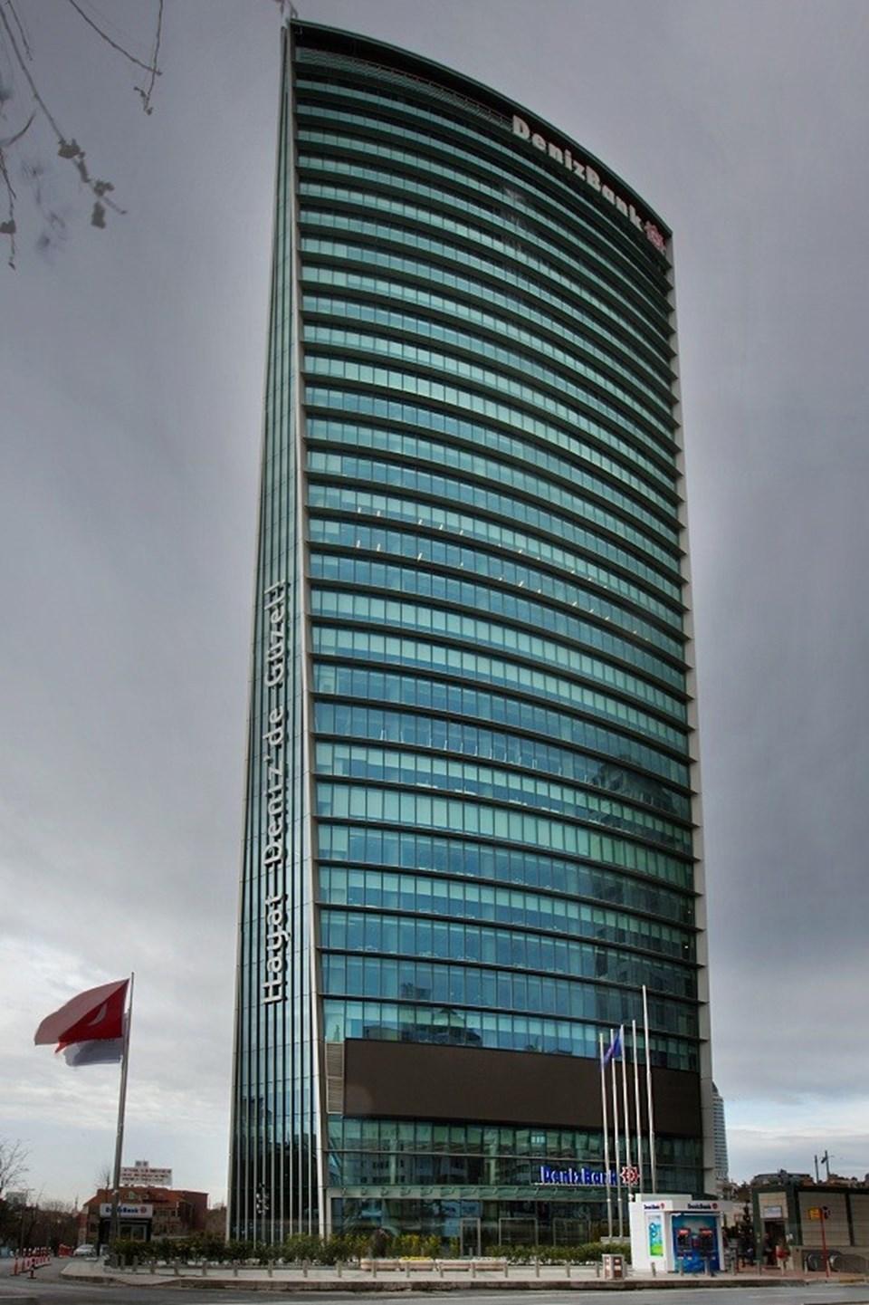 Denizbank Genel Müdürlük binası/İstanbul-Şişli