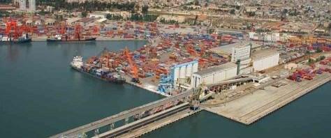 Derince Limanı'na 543 milyon dolar