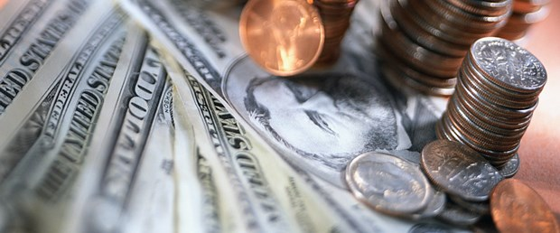 Dolar 1,49 YTL'nin altına indi