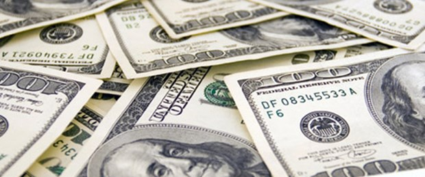 Dolar 1,55 lirayı gördü