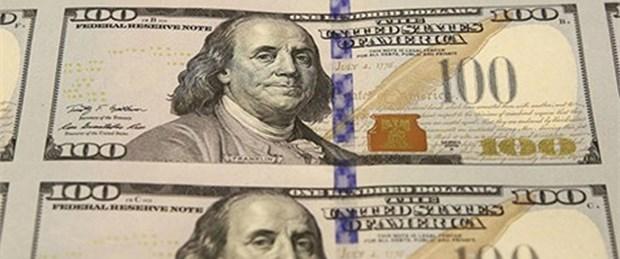 Dolar 2,06'nın üzerini gördü