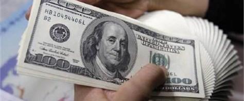 Dolar 2,13'ü gördü