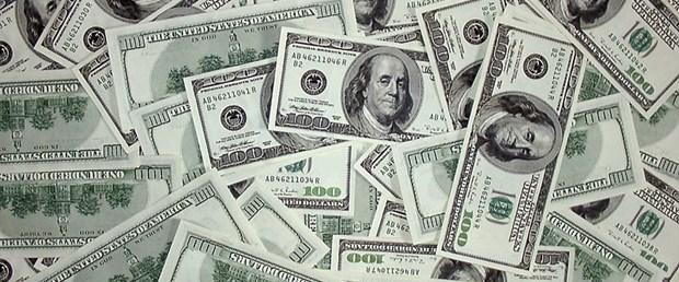 Dolar tepetaklak oldu, 1,46'yı gördü