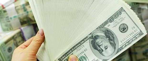 Dolar yabancı satışıyla 1,61'e dayandı