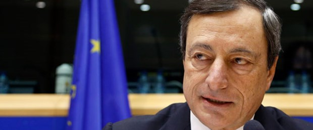 Draghi: Önümüzde uzun, yokuşlu bir yol var