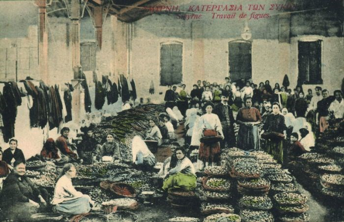 Dünden bugüne İzmir