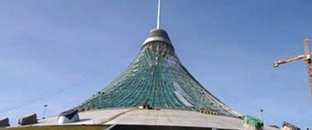 Dünyanın en büyük çadırında Türk imzası!