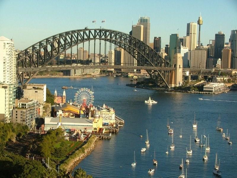 11-Sydney, Avustralya