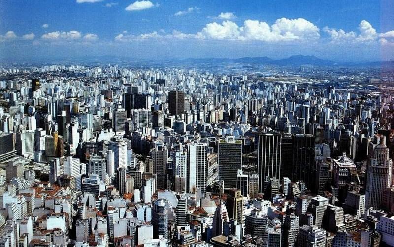 12-Sao Paolo, Brezilya